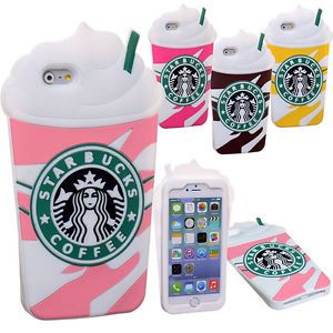 Cute-Shockproof-3D-Frappe-Cafe-Coffee-Milk-Silicone-Cover-Case-for-iPhone-6-4-7