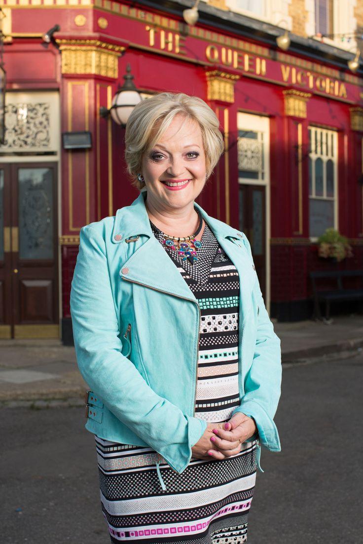 Linda Carter's mum is on her way to EastEnders