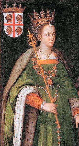 Peronella I (1136-1173), reina de Aragón (1137-1164) en su propio derecho. Ella era la hija del rey Ramiro II y su esposa, Inés de Aquitania. Ella era la condesa Soberano de Barcelona (1137-1162) como la esposa del conde Ramón Berenguer IV Soberano. Sus hijos sobrevivientes fueron el rey Alfonso II, El Infantes Ramón Berenguer y Sancho, y la infanta Dulce.