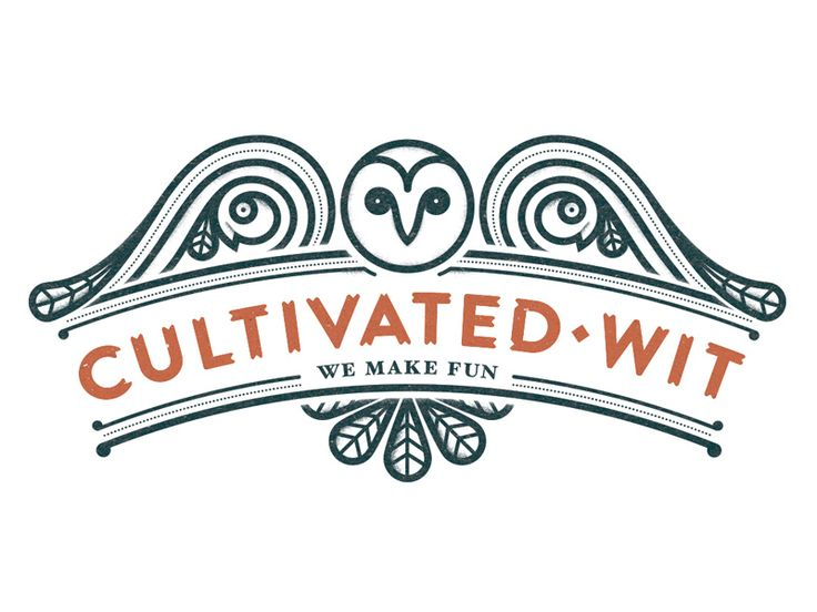 Cultivated wit (I'm noticing a trend, I've been pinning an unusual number of owls)