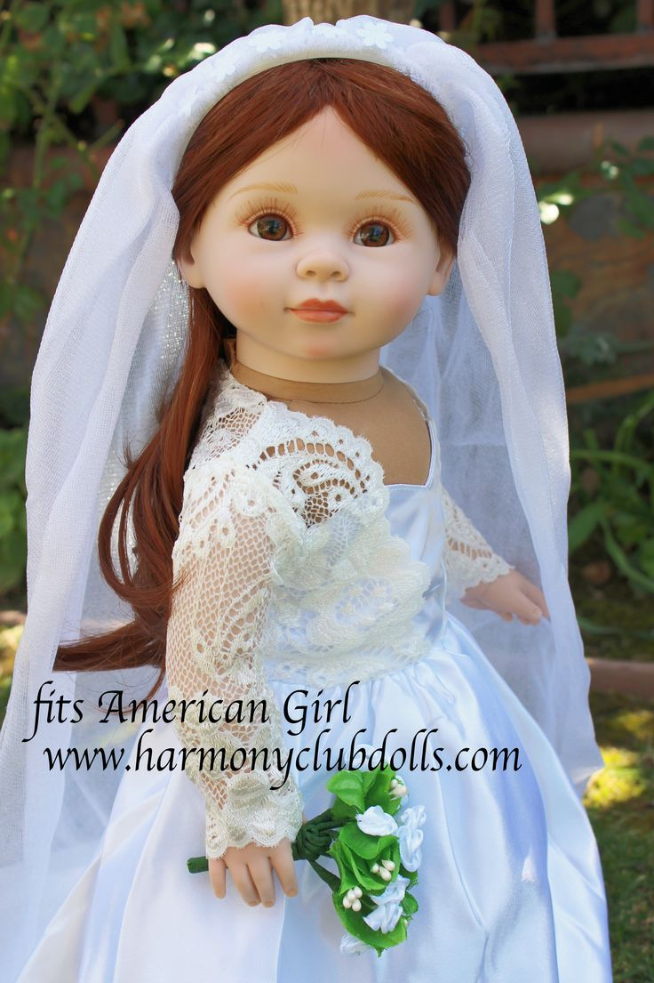 www.harmonyclubdolls.com Shop over 300 fashions for American Girl, Dolls and More.