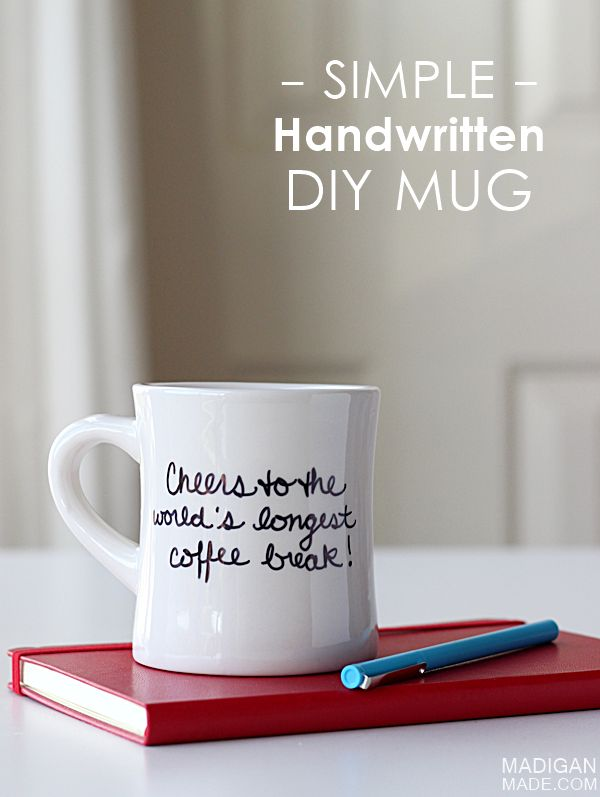 12 best retirement gift ideas images on pinterest retirement ideas simple diy sharpie written mug and the quote is perfect for a retirement gift solutioingenieria Gallery