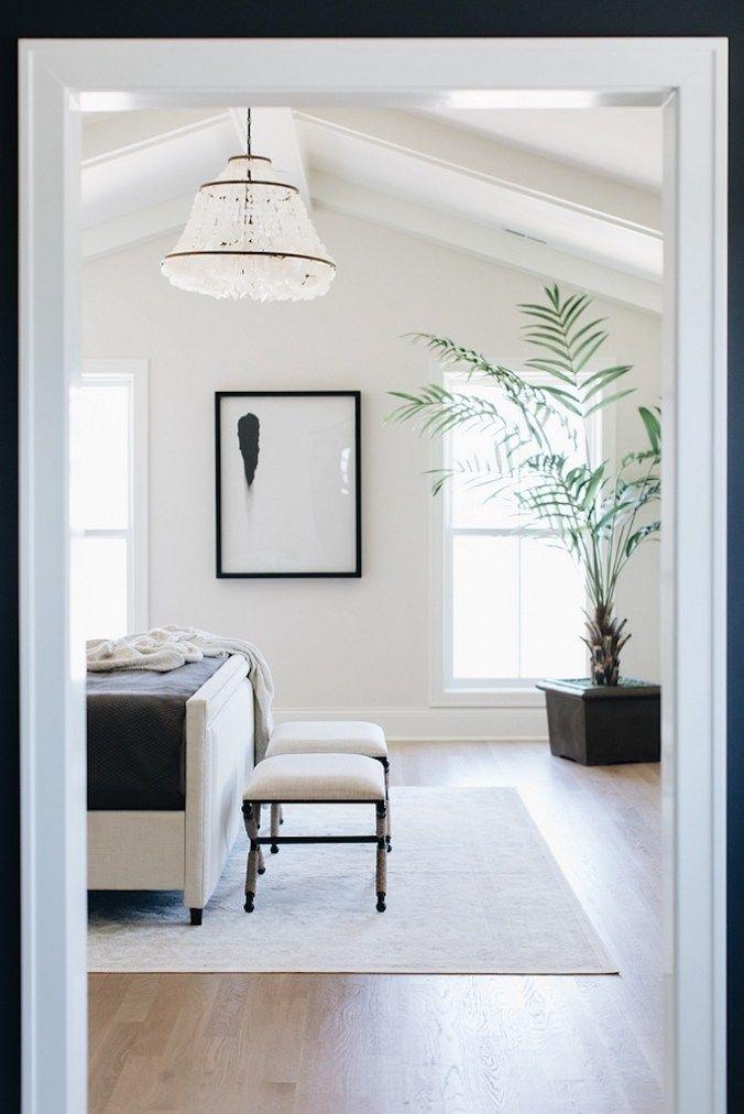 Dream Home A Refined Rustic Modern Farmhousebecki Owens In 2020 Home Stylish Bedroom Design Interior Design