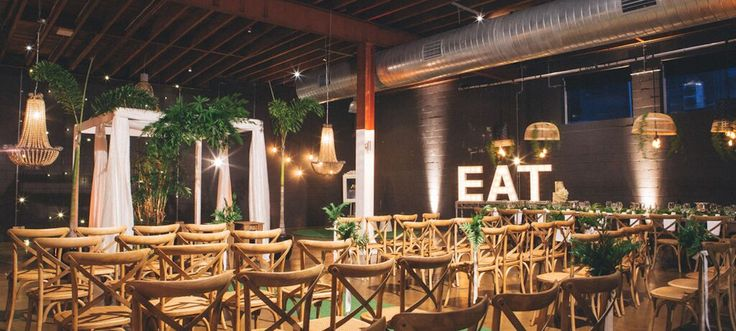 Lightspace is the perfect weddings venue in Brisbane for those searching for something different. A unique combination of raw and designed elements has..