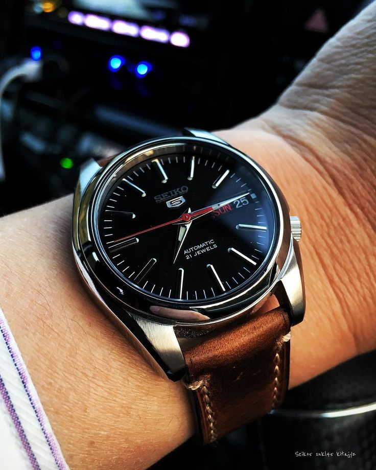 15 Best Seiko 5 Automatic Watches: Stylish and Aff…