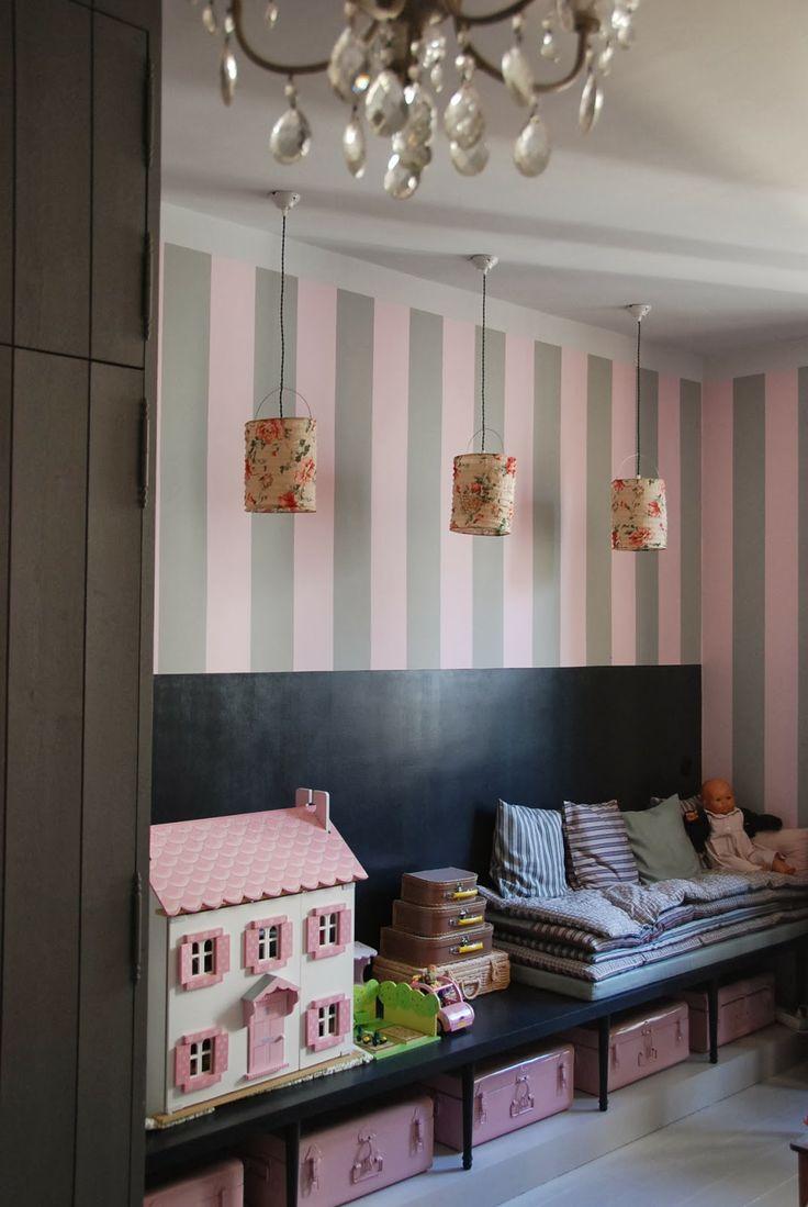 Marianne evennou chambres d 39 enfants pinterest - Idees creatives chambres feront retomber en enfance ...