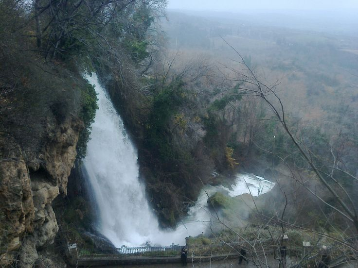 Edessa Waterfalls, Greece
