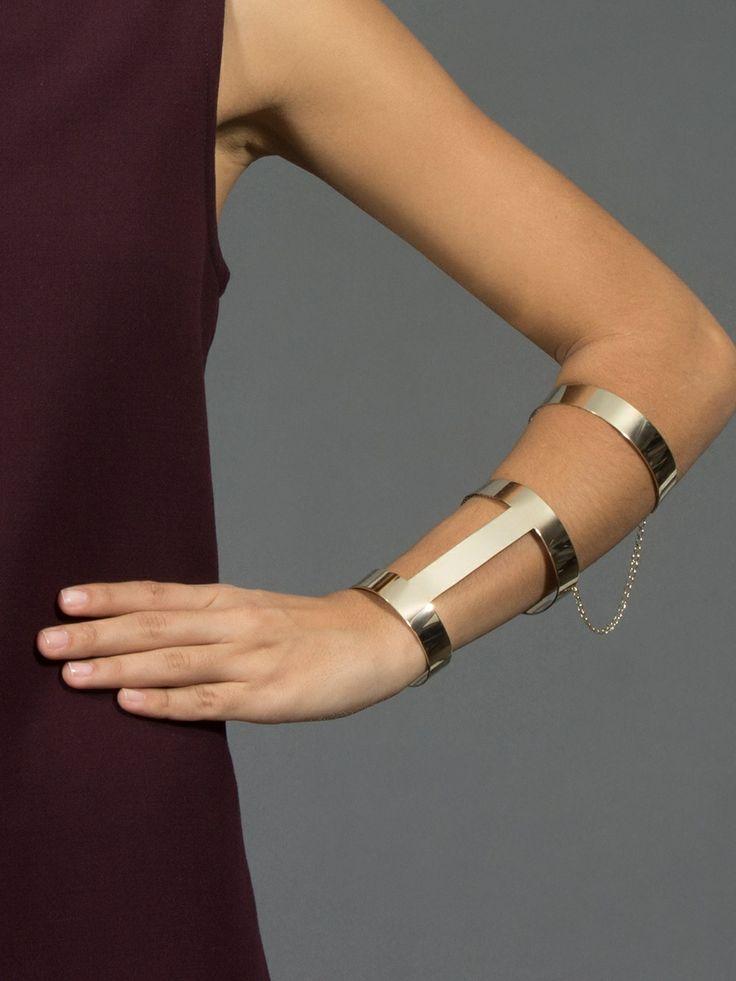 Eleonora Hsiung Bracelete Dourado - Ateliê Eleonora Hsiung - Farfetch.com