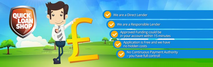 No-matter if you are having a bad credit also. You can come to TheQuickLoanShop to avail short-term loan or payday loans at an affordable rate. They are ready to help you in your difficult time or during emergencies. For more information on payday loans UK, visit: thequickloanshopltd.co.uk