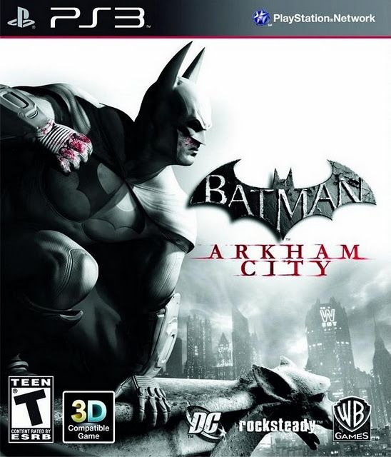 Batman: Arkham City.. Love how this one had challenges that were at time hard to figure out but way awesome game.!!