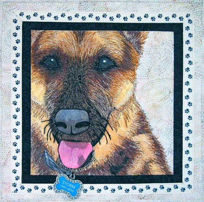 17 Beste Afbeeldingen Over Dog Quilts Op Pinterest Quilt