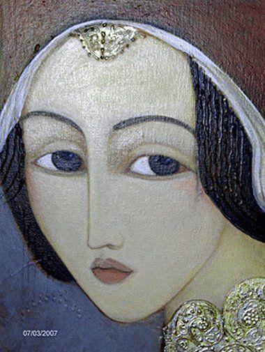 Faiza MAGHNI, une artiste Algérienne