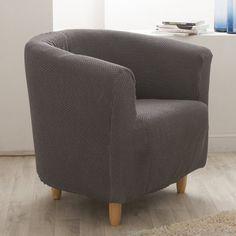 55% coton 40% polyester 5% elasthane Motifs : uni Convient aux fauteuils de dimensions suivantes (voir schéma pour plus de détails) : Largeur totale (assise +...