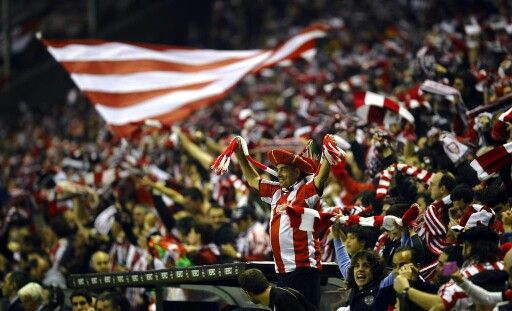 Aficion del Athletic Club de Bilbao
