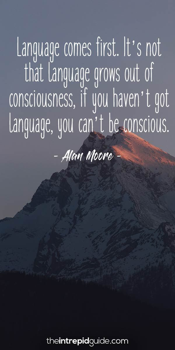 42 awesome inspirational quotes for language learners