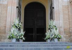 Decoración de iglesia . Mayula Flores