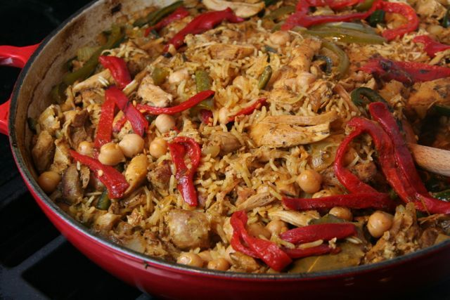 Food Network Easy Arroz Con Pollo