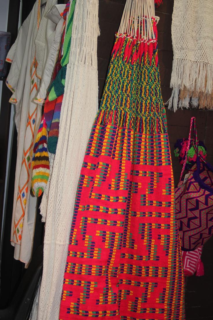 Hamaca colombiana