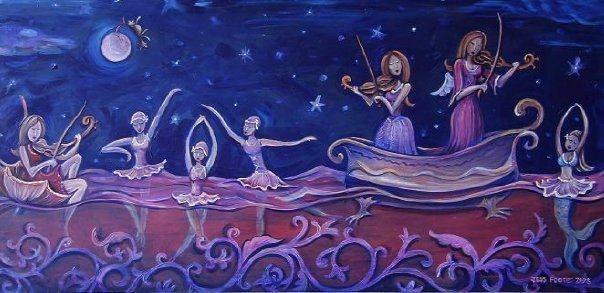 dance deeply