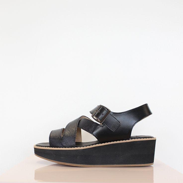 Ink 2-Tone Cicadas | AW 15 Kuwaii Footwear