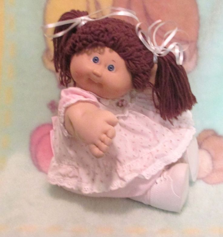 455 Best Coleco Cabbage Patch Kids Images On Pinterest