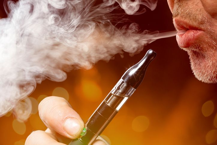 Students in Dental Hygiene Courses: Are E-Cigarettes Better for Oral Health Than Smoking?