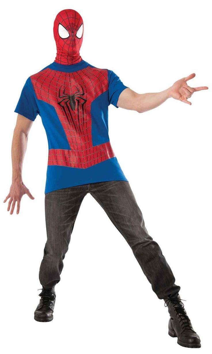 25+ best Amazing spider man costume ideas on Pinterest | Spiderman ...