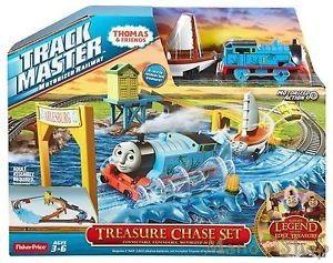 Thomas Track Master Kincsvadász pálya (CDB60)