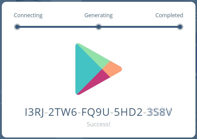 Image result for Free Google Play Codes
