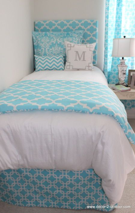 Inspire Urself | Sorority and Dorm Room Bedding