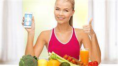 7 applications populaires de perte de poids