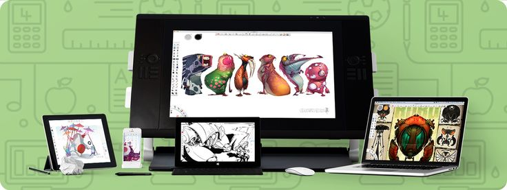 Back to School PSA: SketchBook Apps Free for Students and Educators