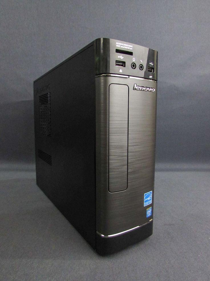 ERP | Refurbished Lenovo H500S Desktop Computer | Celeron J1800 @ 2.41GHz