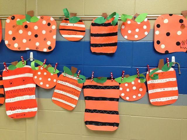 Pumpkin Glyphs