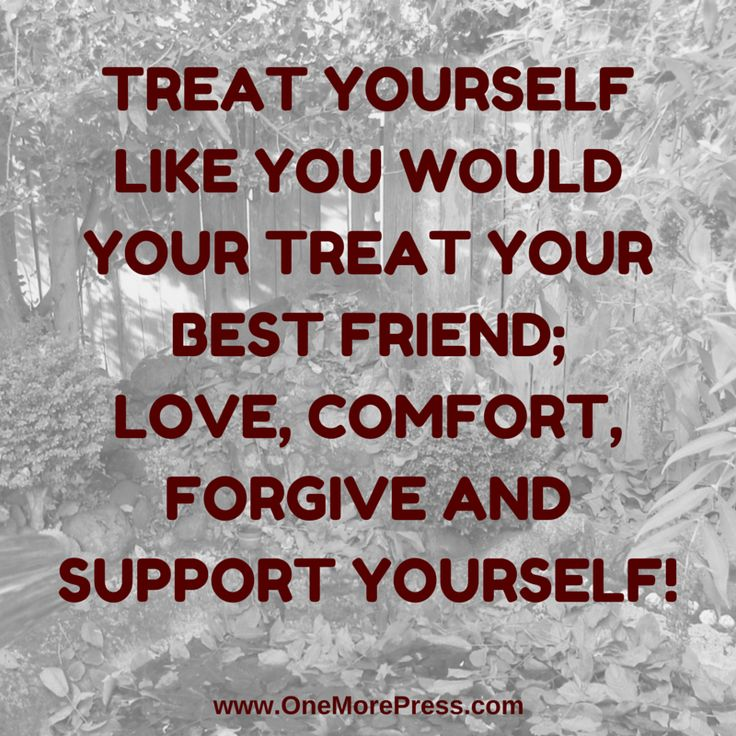 Treat Yourself To Some Christmas Spirit With The Best: Treat Yourself Like You Would Treat Your Best Friend; Love