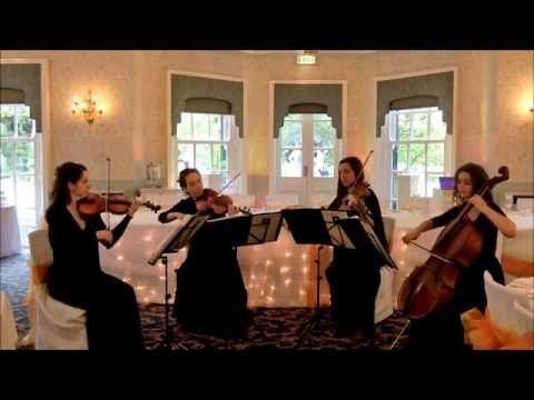 ***must have***Wedding String Quartet - Canon in D (Best Version) (Johann Pachelbel) - YouTube