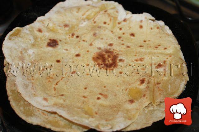 Тортилья (мексиканская кухня)