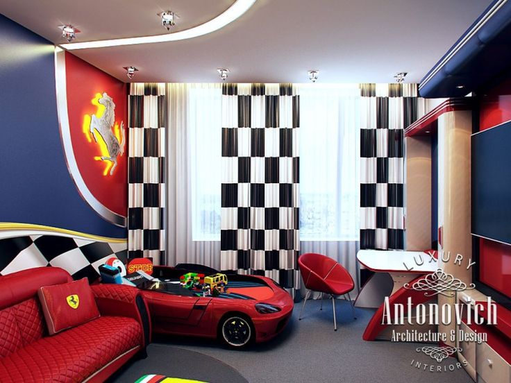Image result for ferrari bedroom