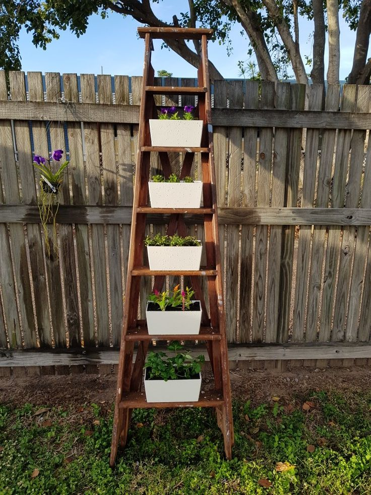 25 Best Ideas About Old Wooden Ladders On Pinterest
