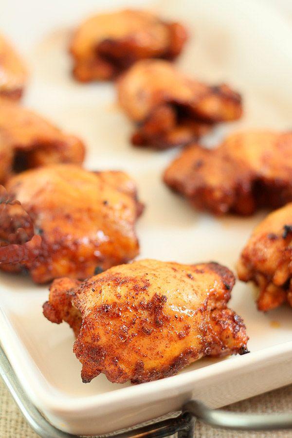 Chicken, Cider Vinegar, Spices Honey, Honey Brushes, Brushes Chicken ...