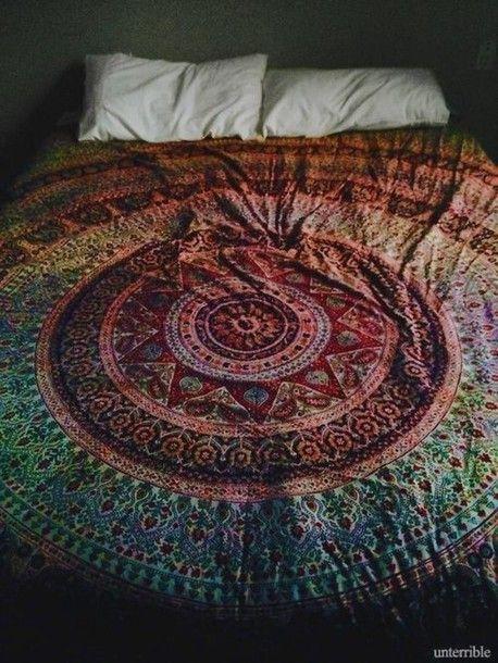 tasche bettwäsche wohnkultur niedlich aztekisch hippie girlie design bettwäsche designer bunt rot rosa blau grün doona bettwäsche designer doona abdeckung
