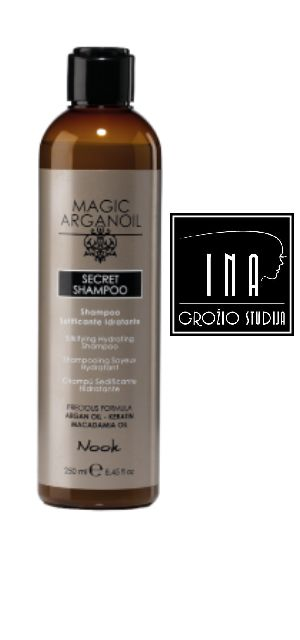 Secret Shampoo Nook Family Magic Argan Oil Products In