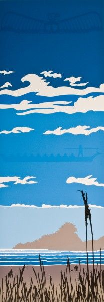 Roy Henry Vickers  - Cox Bay
