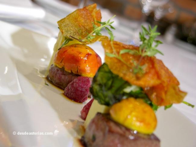 Cocina de autor Asturias. Gastronomía Asturias. [Más info] https://www.desdeasturias.com/asturias/comer-y-salir/