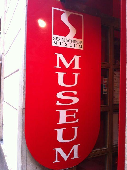 Muzeum Sexu | Sex Machines Museum in Praha, Hlavní město Praha