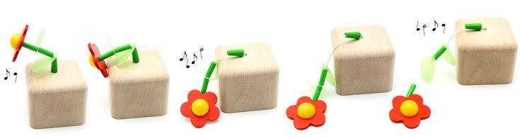Lo-fi animated music boxes