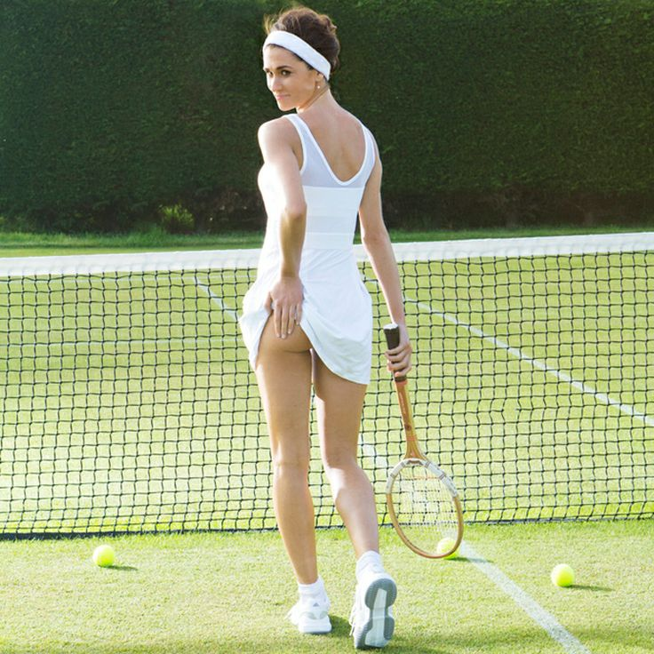 womens tennis players bums