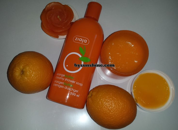 Orange Butter Ziaja Review ~ Beauty and Fashion by Sunshine