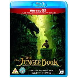 Buy The Jungle Book 2016 Blu-ray 3D from our Animation Blu-rays range - Tesco