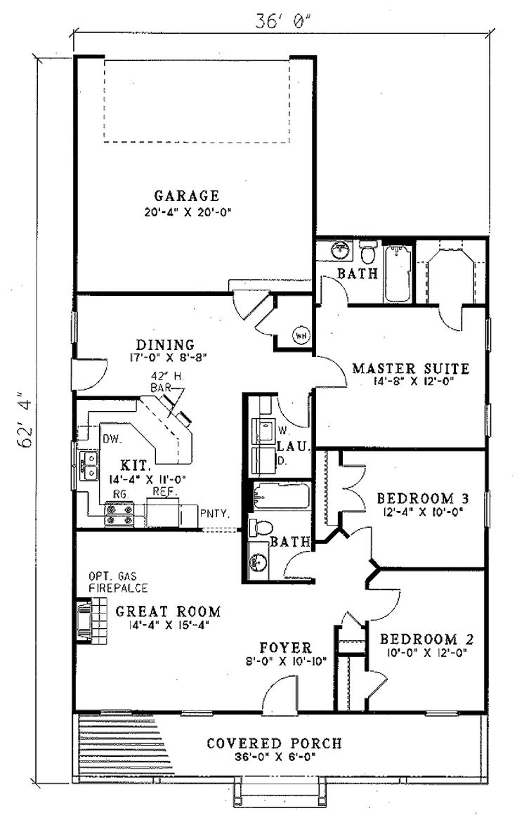 186 best house plans images on pinterest cottage house plans